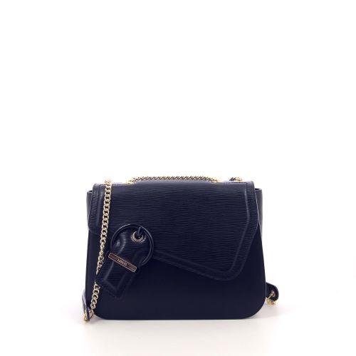 Lancel tassen handtas zwart 208070