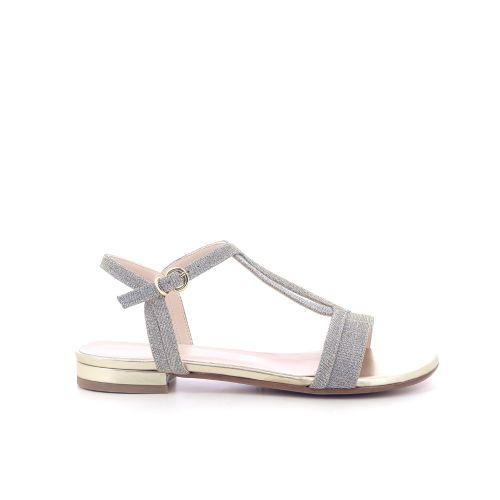 Lara may damesschoenen sandaal goud 216100