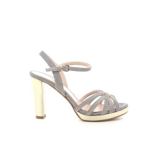 Lara may damesschoenen sandaal platino 216095