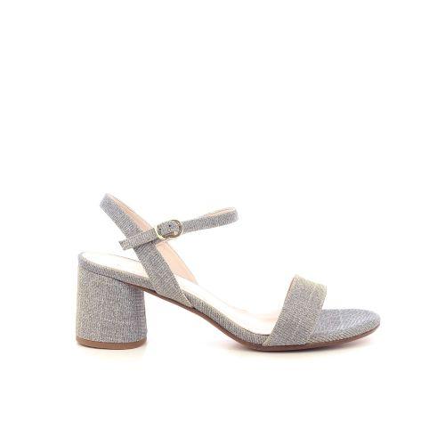 Lara may damesschoenen sandaal zilver 216090