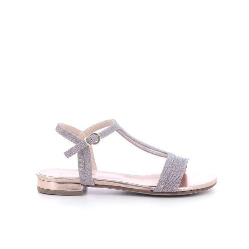 Lara may damesschoenen sandaal zilver 216101