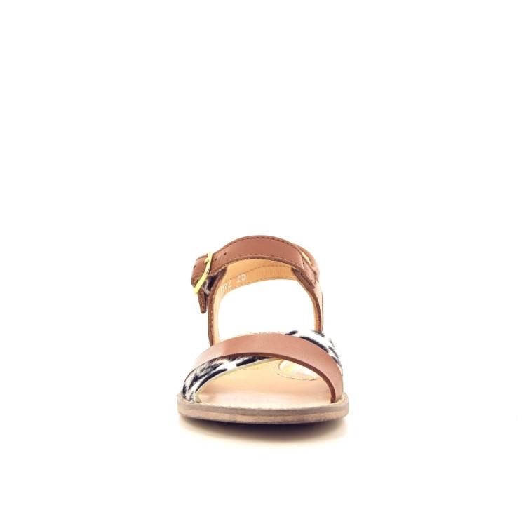 Rondinella kinderschoenen sandaal naturel 194468