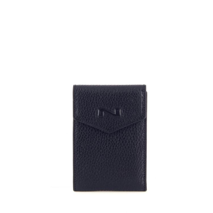Nathan-baume accessoires portefeuille zwart 190111