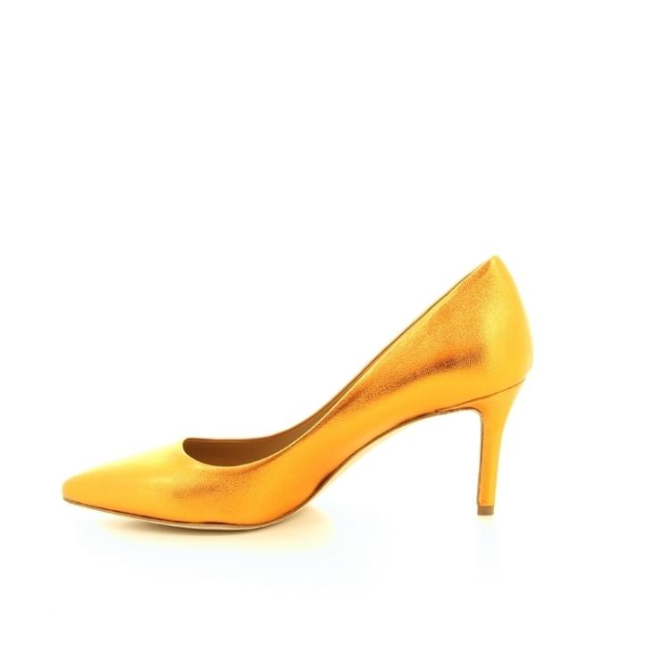 Marc ellis damesschoenen pump oranje 171918