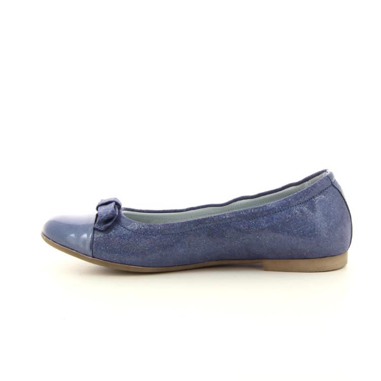 Rondinella kinderschoenen ballerina blauw 98289