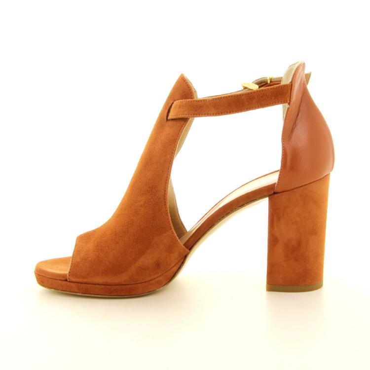 Andrea catini damesschoenen sandaal roest 10539