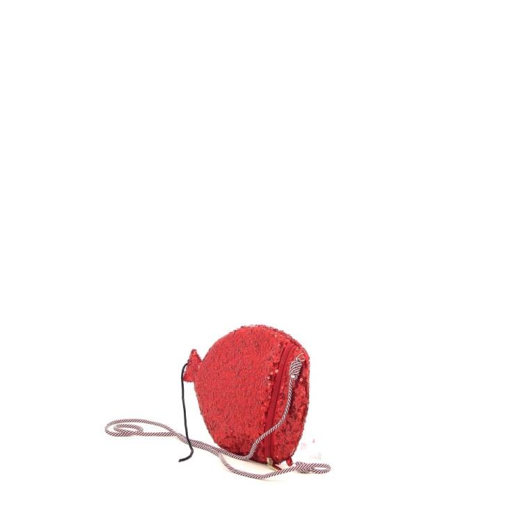 Mimi & lula tassen handtas rood 189169