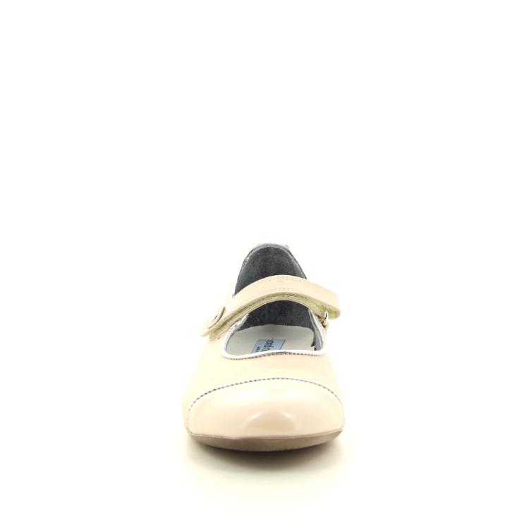Rondinella kinderschoenen ballerina poederrose 11035