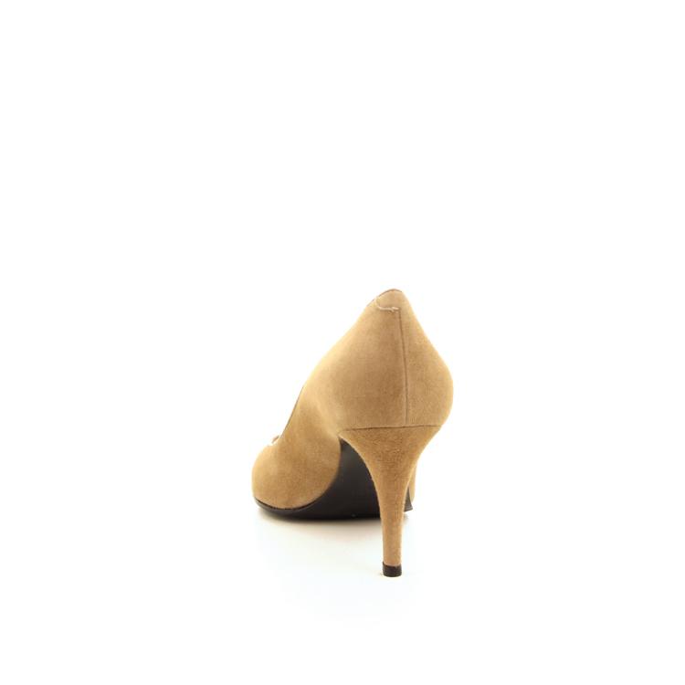 Dyva damesschoenen pump camel 20295