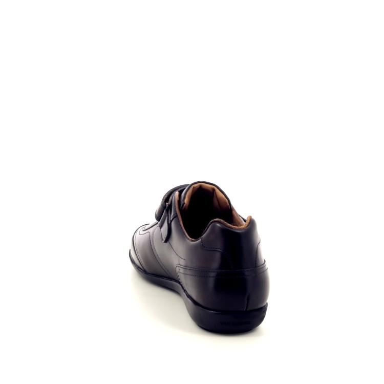 Van bommel herenschoenen mocassin d.bruin 188498