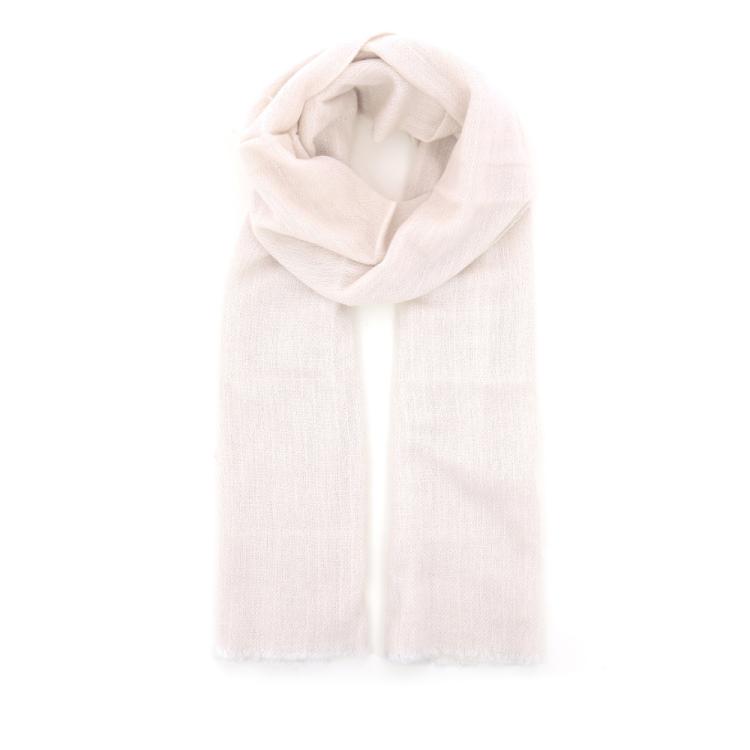 Scarf accessoires sjaals beige-rose 190292