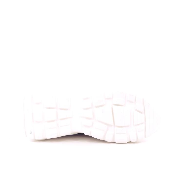Rondinella kinderschoenen veterschoen zilver 199718