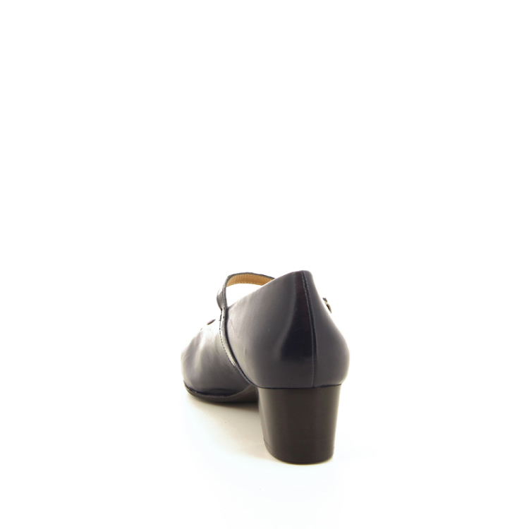 Platino damesschoenen pump donkerblauw 14247