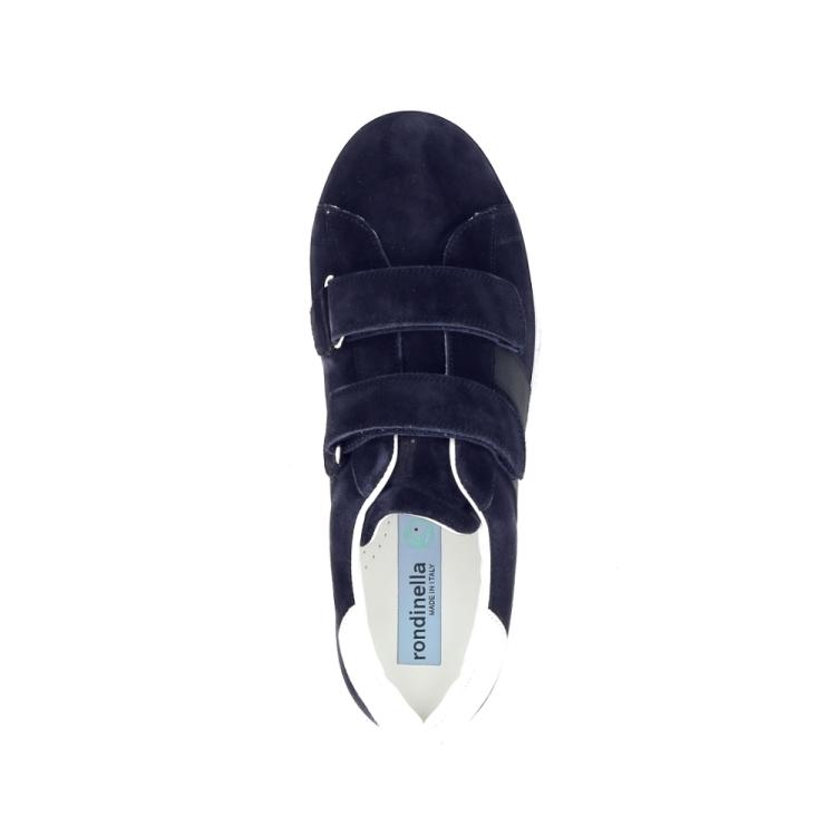 Rondinella kinderschoenen sneaker donkerblauw 194458
