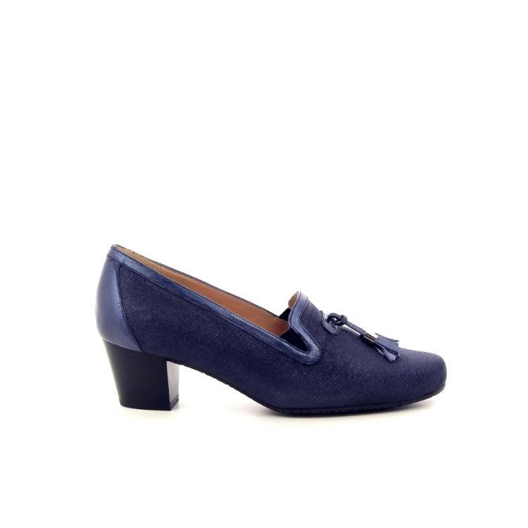 Platino damesschoenen comfort donkerblauw 185735