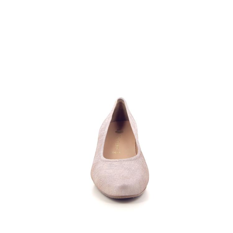 Platino damesschoenen comfort poederrose 188133