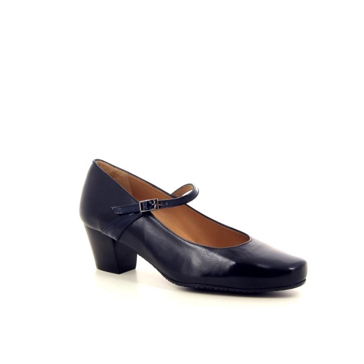 Platino damesschoenen comfort donkerblauw 185738