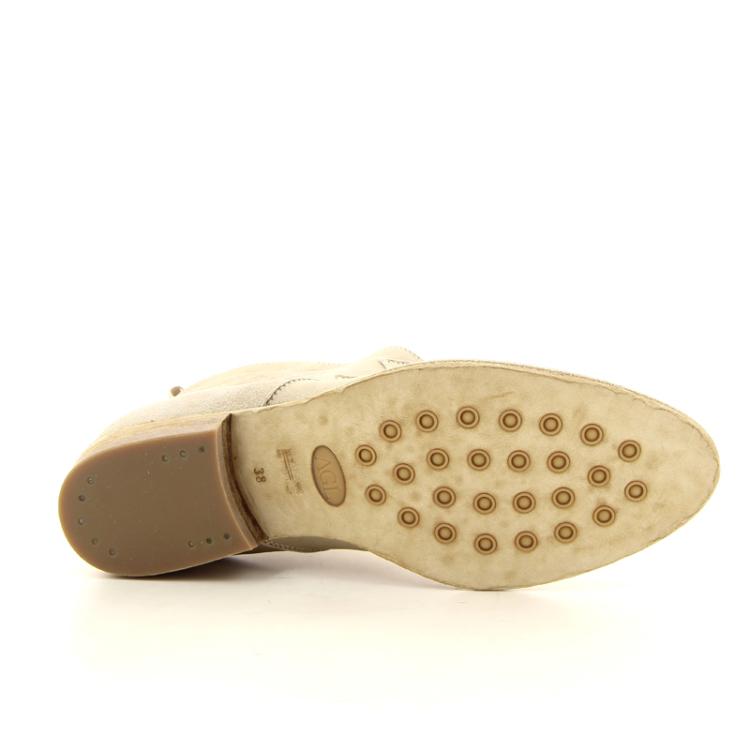 Agl damesschoenen boots goud 15132