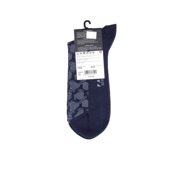 Falke accessoires kousen blauw 190681