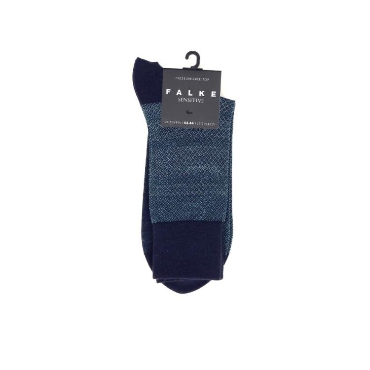 Falke accessoires kousen blauw 190665
