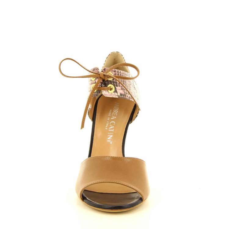 Andrea catini damesschoenen sandaal naturel 10526