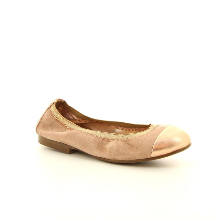 Eli kinderschoenen ballerina zalmrose 10494