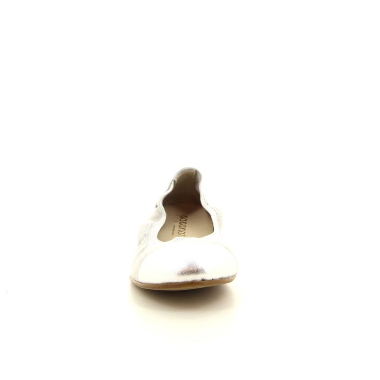 Eli kinderschoenen ballerina lichtgrijs 10497