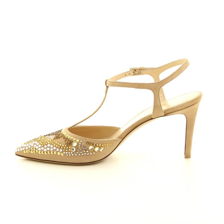Dyva damesschoenen sandaal camel 13058