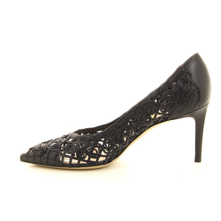 Dyva damesschoenen pump zwart 13074