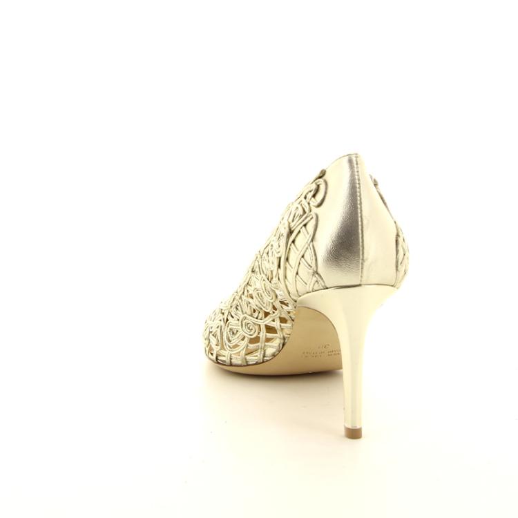Dyva damesschoenen pump goud 13075