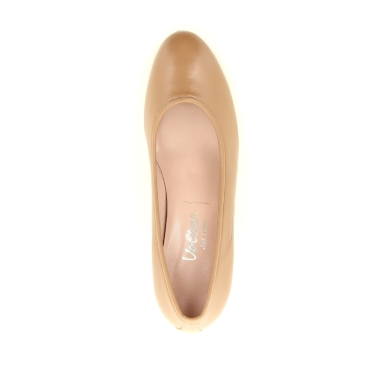Voltan damesschoenen pump naturel 168015