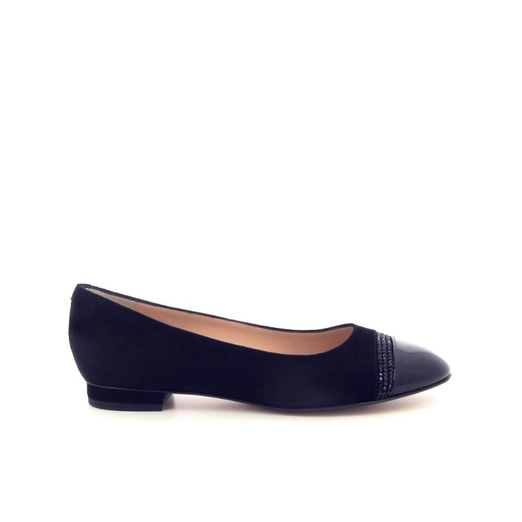 Voltan damesschoenen ballerina zwart 167972