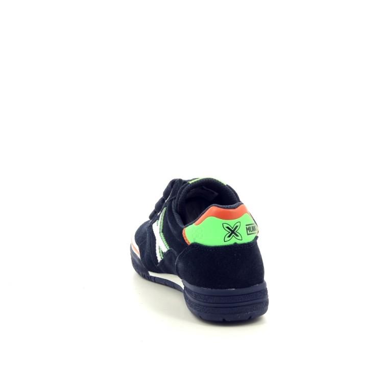 Munich kinderschoenen sneaker donkerblauw 189486