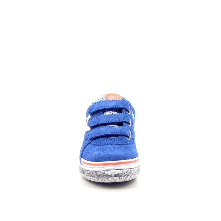 Munich kinderschoenen sneaker kobaltblauw 194536