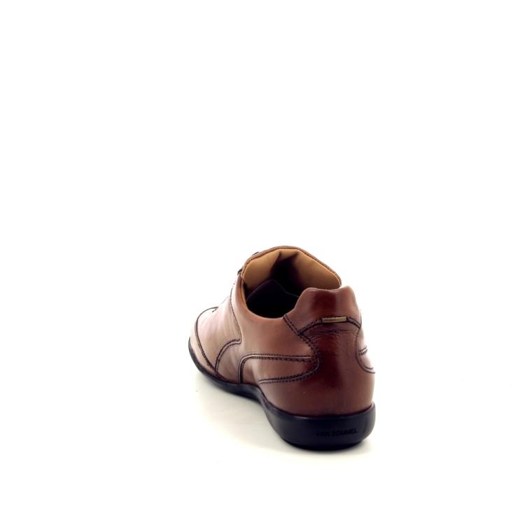Van bommel herenschoenen veterschoen cognac 191492