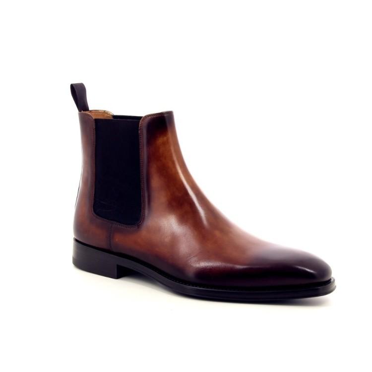 Magnanni herenschoenen boots cognac 188999