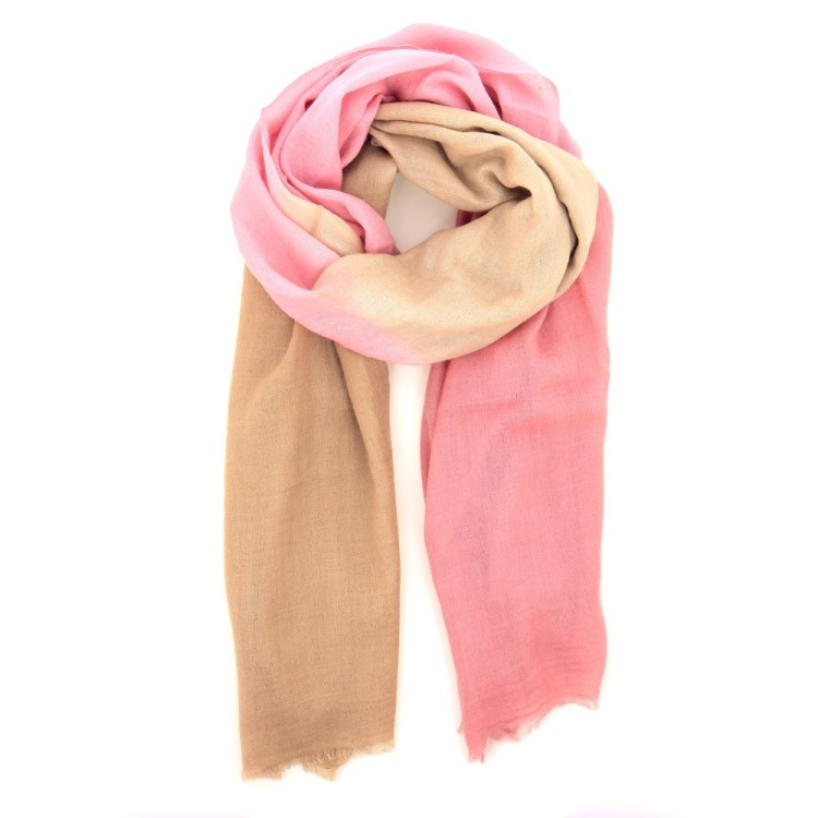 Scarf accessoires sjaals rose 190281