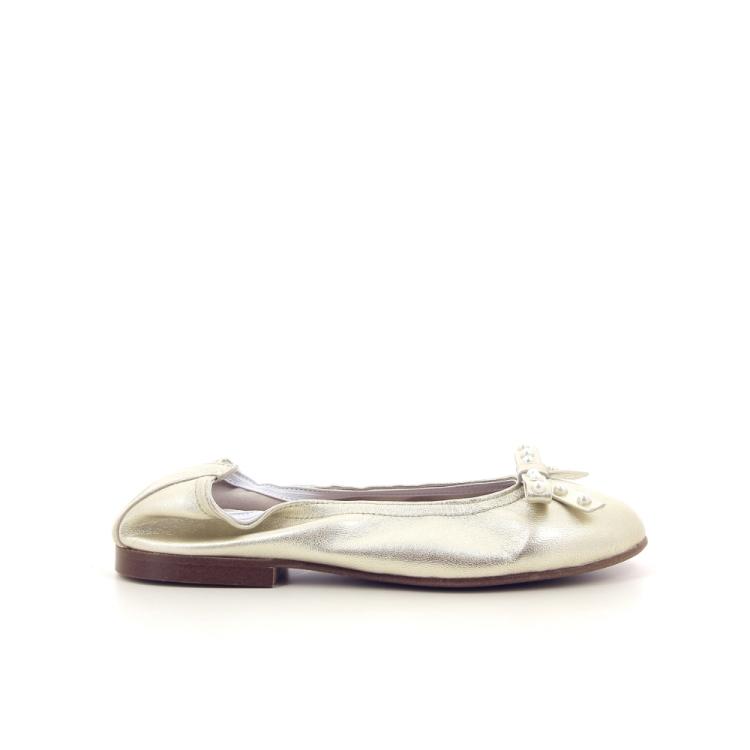 Eli kinderschoenen ballerina goud 192886