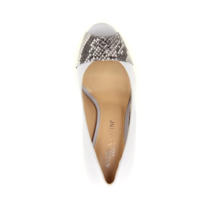 Andrea catini damesschoenen sandaal lichtblauw 10542