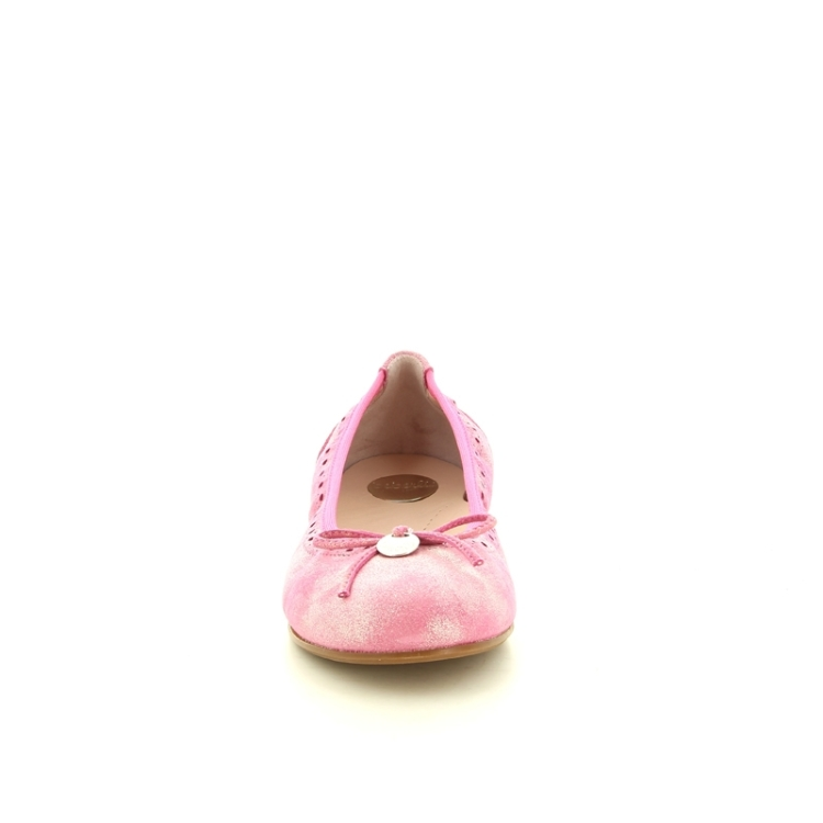 Beberlis kinderschoenen ballerina fuchsia 88190