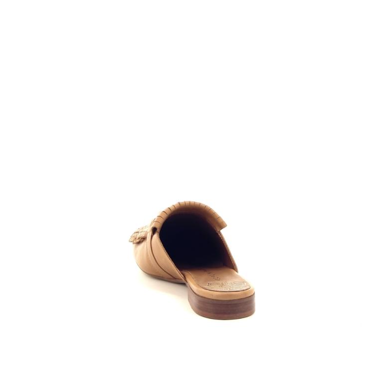 Pedro miralles damesschoenen muiltje naturel 183332