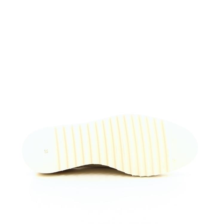 Maripe damesschoenen veterschoen platino 169070
