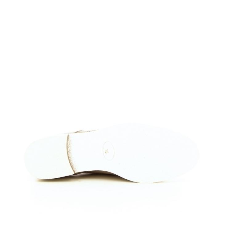 Maripe damesschoenen veterschoen taupe 169081