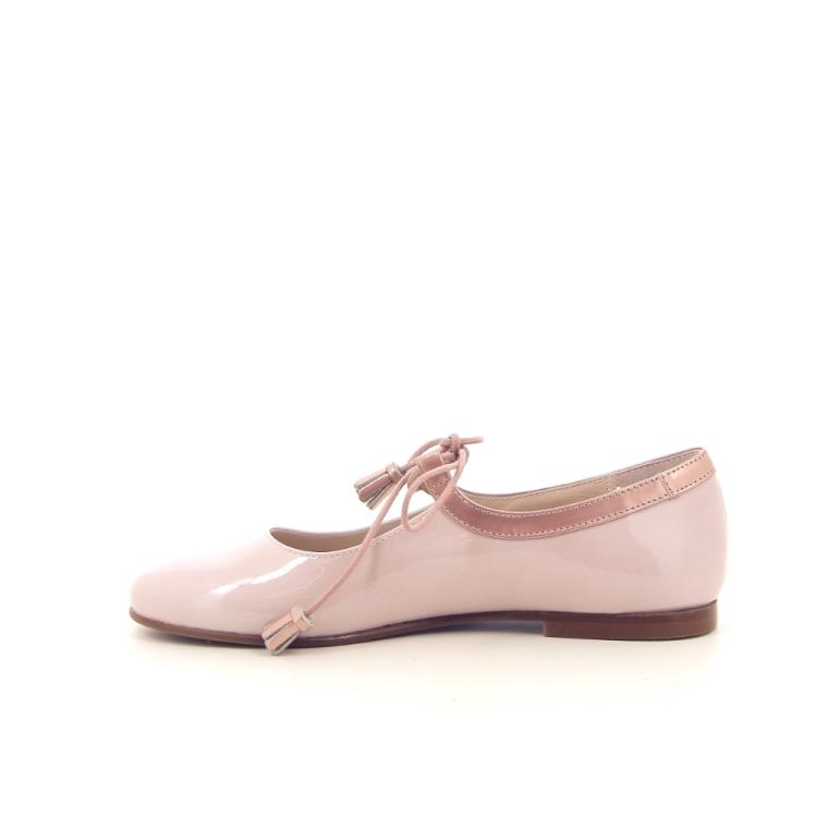 Beberlis kinderschoenen ballerina rose 183708