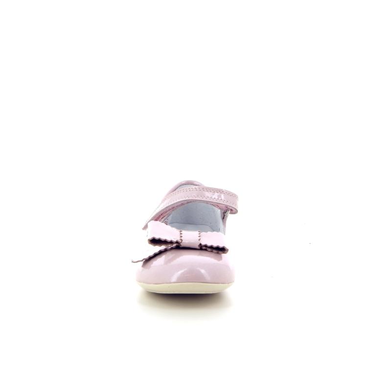 Beberlis kinderschoenen ballerina rose 183713