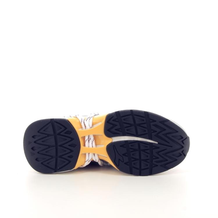 Diadora damesschoenen sneaker lichtgrijs 193690