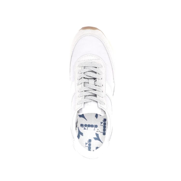 Diadora damesschoenen sneaker lichtgrijs 193684
