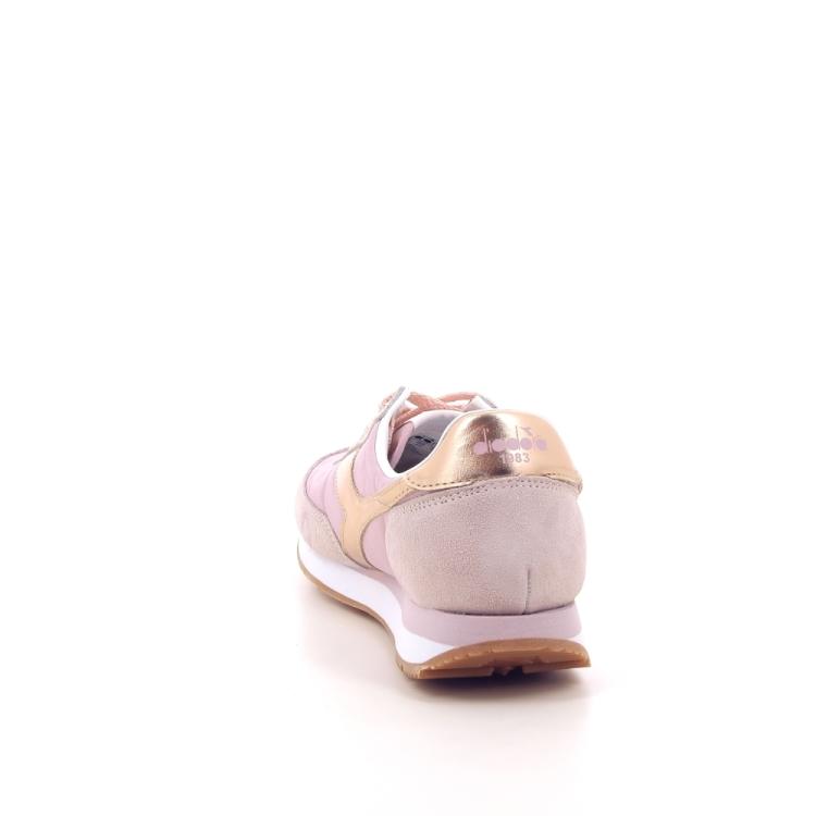 Diadora damesschoenen sneaker poederrose 193685
