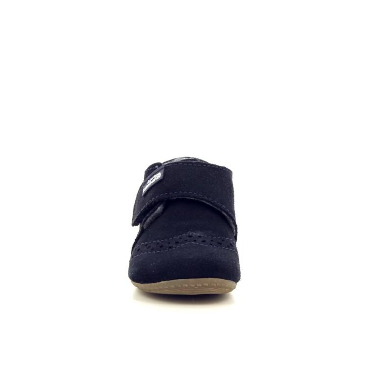 Kitzbuhel kinderschoenen pantoffel donkerblauw 189371