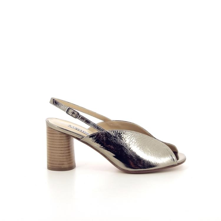 Cervone damesschoenen sandaal licht brons 193639